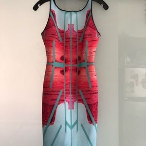 Clover Canyon Neoprene XS Dress